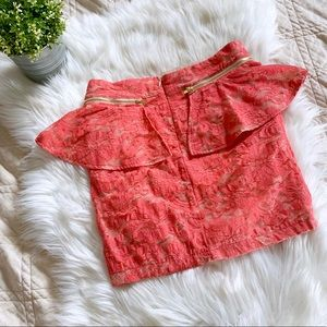 LF Peplum Skirt   Small